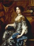 Portrait of Mary II (1662-94)  when Princess of Orange