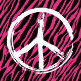 Zebra Peace