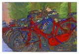 Colorful Bicycles II