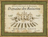 French Wine Labels III
