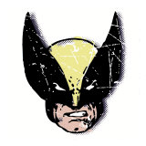 Marvel Comics Retro: Wolverine (aged)