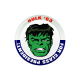 Marvel Comics Retro: The Incredible Hulk '63 for Class President (aged)