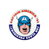 Marvel Comics Retro: Captain America &#39;41 for Class President (aged)