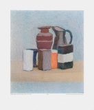 Still Life with Jug and Bottle