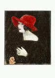 Portrait Mrs Martha Dix  c1923
