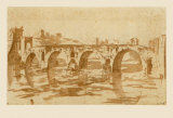Ponte Molle at Rome