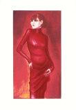 Portrait of the dancer Anita Berber  c1925