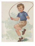 Billy Jumps Rope