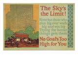 The Skys The Limit!