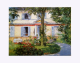The House in Rueil  c1882