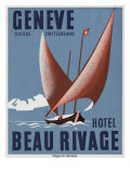 Beau Rivage Hotel Geneve Switzerland