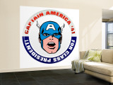 Marvel Comics Retro: Captain America '41 for Class President (aged)