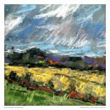 Pastel Landscape II
