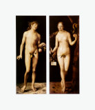 Adam and Eve  c1507