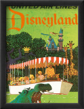 United Airlines: Disneyland in Anaheim  California  c1960's