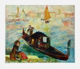 Venice  the Gondola