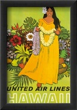 United Airlines  Lei Offering