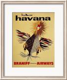 Braniff International Airways  Havana