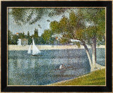 Seine at Grande Jatte