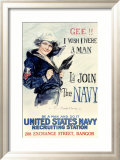 WWII  US Navy  I Wish I Were a Man