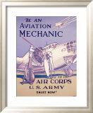 WWII  AAF Army Air Corps Aviation Mechanic