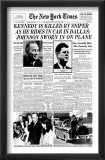 New York Times  November 23  1963: Kennedy is Killed by Sniper