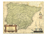 Spain Map