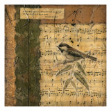 Bird Melody I