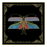 Cloisonne Dragonfly