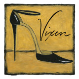 Vixen on Gold