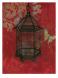 Asian Bird Cage II
