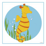 Sally the Seahorse