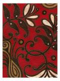 Scarlet Textile II