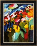 Murnau-Garden II  1910