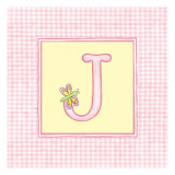 Girl Letter J