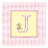 Girl Letter J