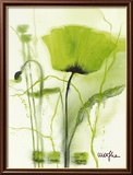 Coquelicot Vert II