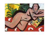 Nude with Palms  c1936