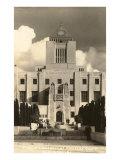 Public Library  Los Angeles  California