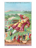 Scene from Gulliver&#39;s Travels