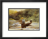 Boy Fishing  1892