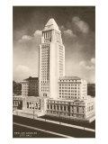 City Hall  Los Angeles  California