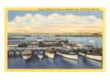 Fishing Boats  Ocean City  Maryland