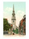 Old North Church  Boston  Mass