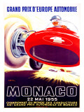 Monaco Grand Prix  1955