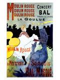 Moulin Rouge  c1891