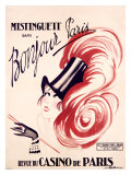 Mistinguett  Bonjour Paris