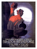 Expo Internationle Milan  1906
