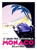 Monaco  1933
