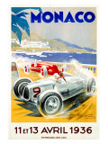 Monaco Grand Prix  1936